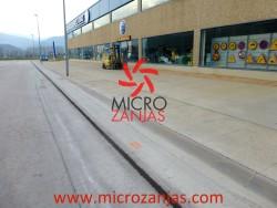 microzanja les preses