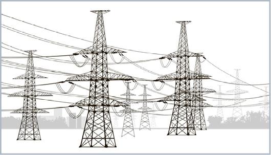 Excavación de zanjas para redes eléctricas