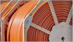 bobina de microductos