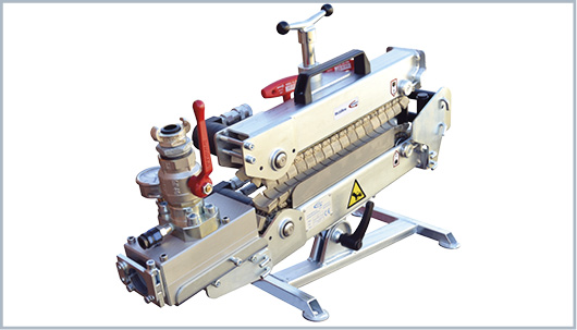 Máquina de soplado de fibra óptica Multiflow