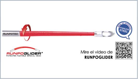 Accesorios y recambios de productos Runpotec