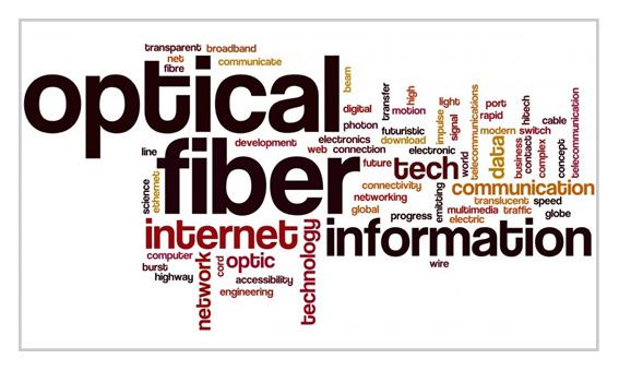 excavación de zanjas para fibra óptica