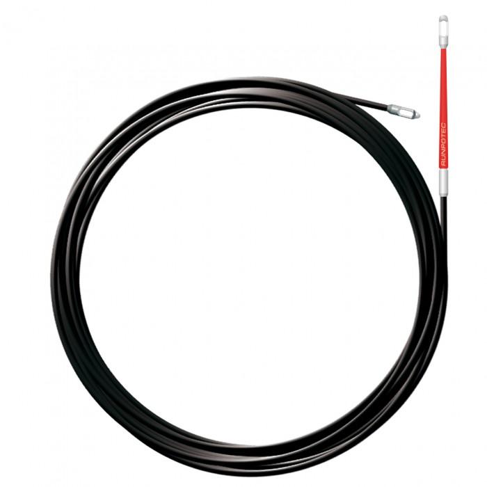 Herramientas para instalaciones de cableado guia pasacables de nylon