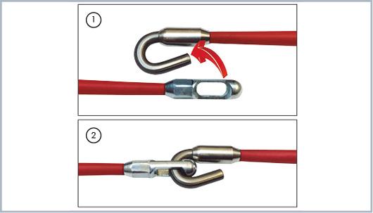 cables malla de tracción