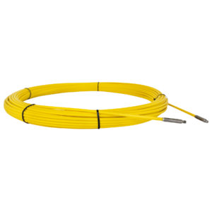Guía pasacables de fibra de vidrio-recambio 4,5mm