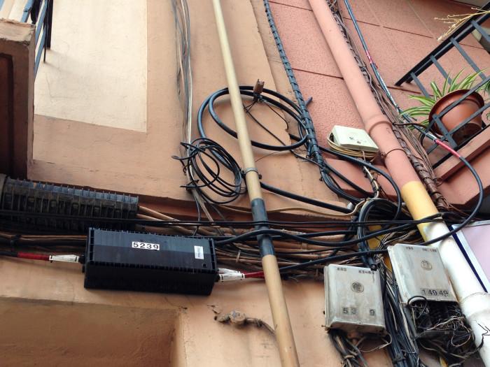tendidos de fibra optica