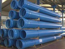 micro ductos tuberias de PVC