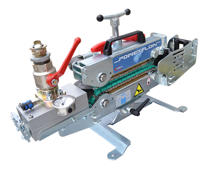 PowerFlow_Low_hydraulic_Fremco
