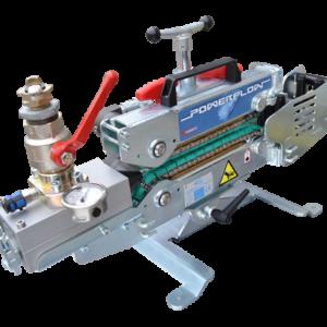 Máquina de soplado para cable de fibra óptica PowerFlow_Frem