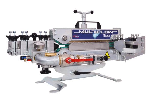 Máquina para soplado MULTIFLOW FREMCO