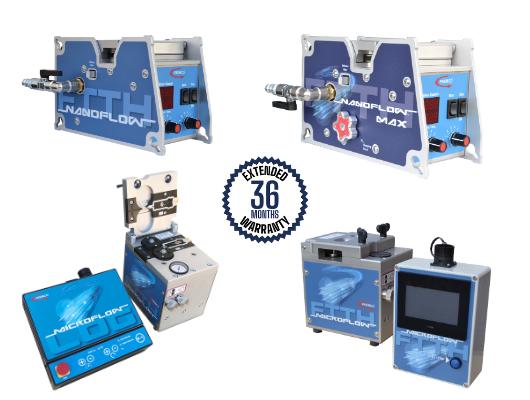 máquinas de soplado de fibra óptica marca FREMCO